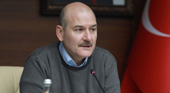 İçişleri Bakanı Soylu: İlk yıkılan 58 binanın acil kira yardımı bugün kişilerin hesaplarına gönderilecek