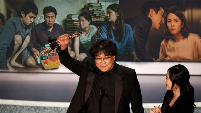 'Parazit' akademi ödülleri tarihine geçti.... İşte Oscar'ın kazananları