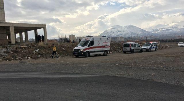 2 çocuk babası adam inşaat alanında ölü bulundu