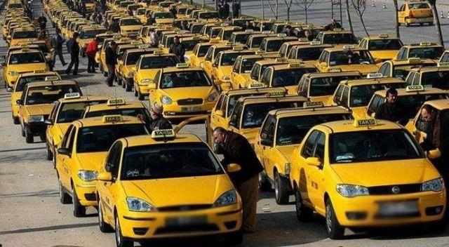 3 büyük şehirde yarı fiyatına taksi plakası!