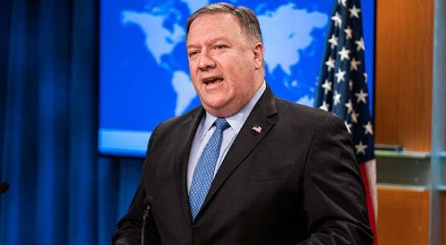ABD Dışişleri Bakanı Pompeo: Türkiye'ye yardım seçeneklerini masaya yatırdık
