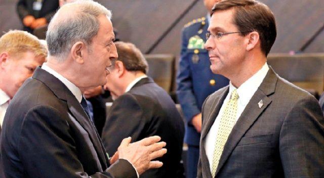 ABD ve NATO'nun  katkıları önemli