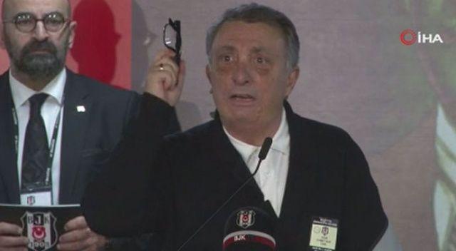 Ahmet Nur Çebi: Size söz veriyorum, başarılı olacağız
