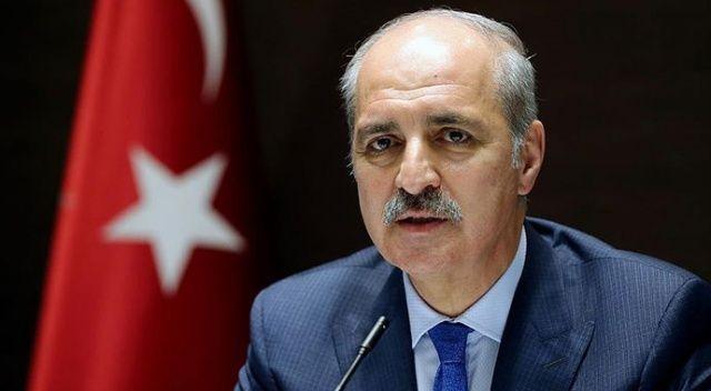 AK Parti Genel Başkanvekili Kurtulmuş'tan Gezi Parkı olayları değerlendirmesi