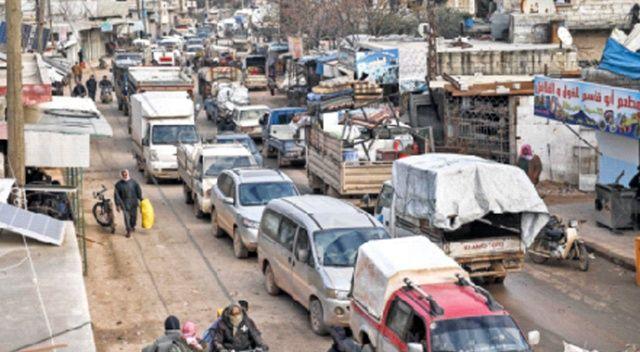 Altı günde 148 bin sivil Türkiye sınırına geldi