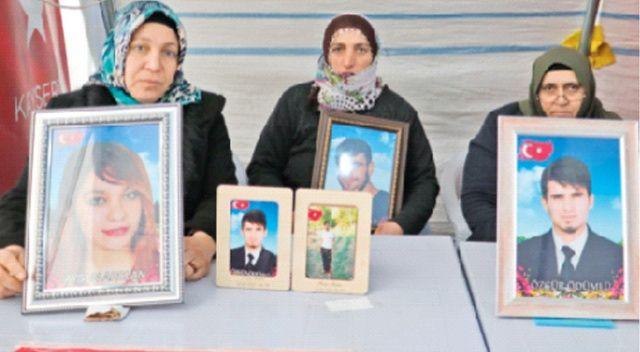 Annelerin direnişine  üç aile daha katıldı