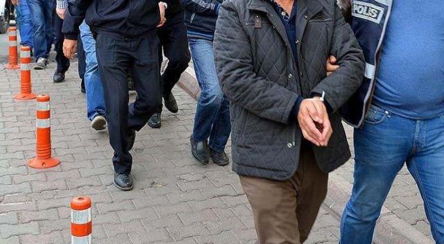 Antalya'da FETÖ operasyonu: 11 gözaltı