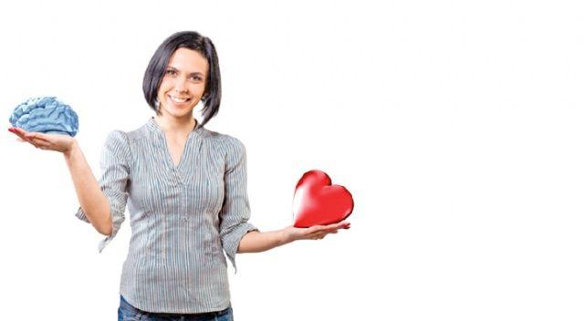 Aşkın kaynağı beyin mi  kalp mi?