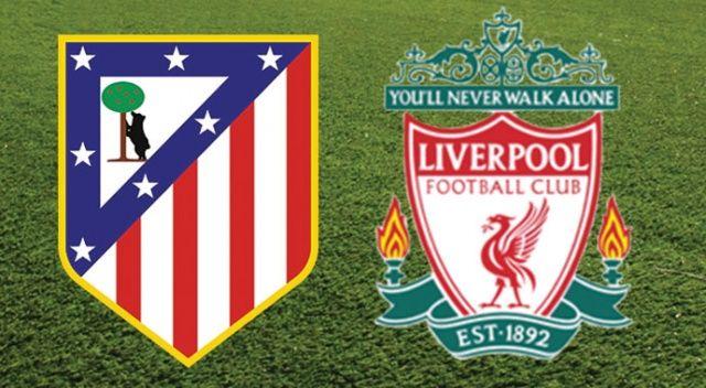 Atletico Madrid 1-0 Liverpool AZ TV (İdman TV ) Canlı ŞİFRESİZ izle | Atletico, Liverpool maçı Canlı İzle