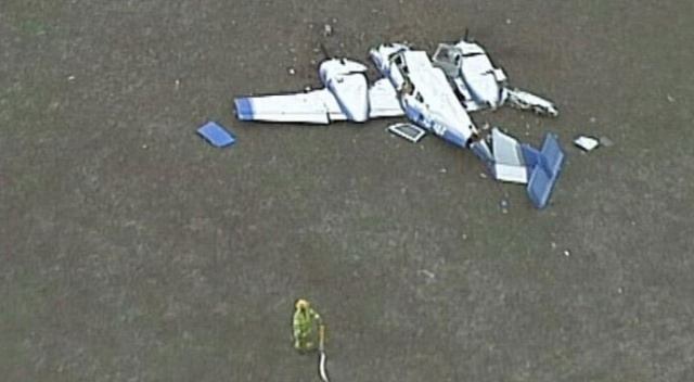 Avustralya'da küçük uçaklar çarpıştı: 4 ölü