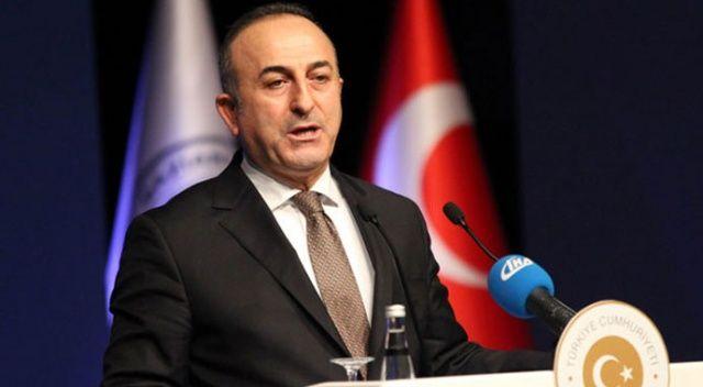 Bakan Çavuşoğlu: Neden sadece FETÖ ve PKK'lıların haklarını savunmaya çalışıyorsunuz