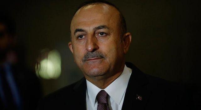 Bakan Çavuşoğlu: İdlib'te öncelikle ateşkes sağlanmalı