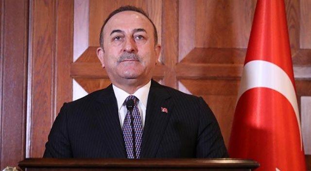 Bakan Çavuşoğlu: Rusya ve İran'ın rejimin saldırganlığını durdurması gerekiyor!