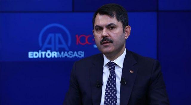 Bakan Kurum: İstanbul'da 7 bin 615 binanın yıkılması gerekiyor