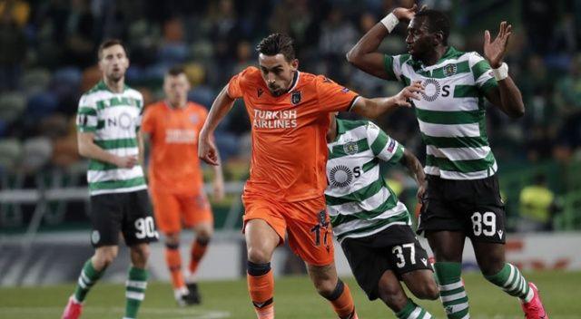 Başakşehir - Sporting Lizbon! İşte muhtemel ilk 11'ler