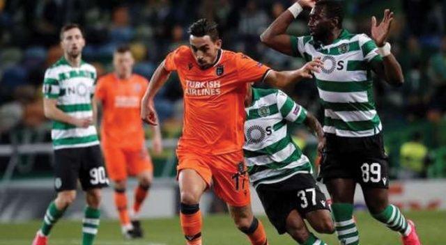 Başakşehir, turu uzatmalarda aldı (Başakşehir 4-1 Sporting Lizbon)