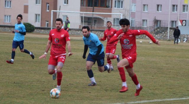 Bilecikspor, 3 puanı 3 golle aldı