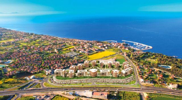 Bizim Evler Güzelce'de marina ve sahil komşunuz
