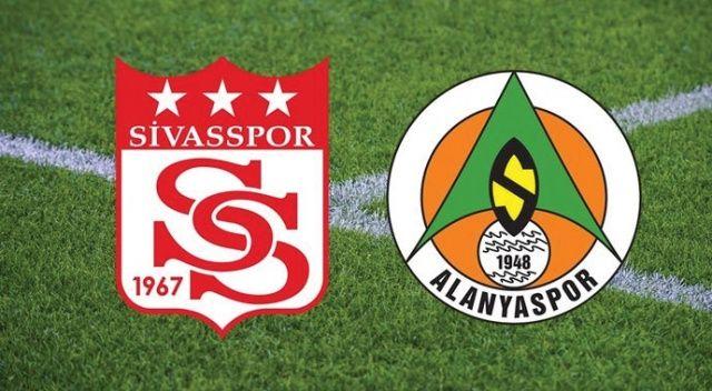 Sivasspor, evinde Alanyaspor'u 1-0 mağlup etti.