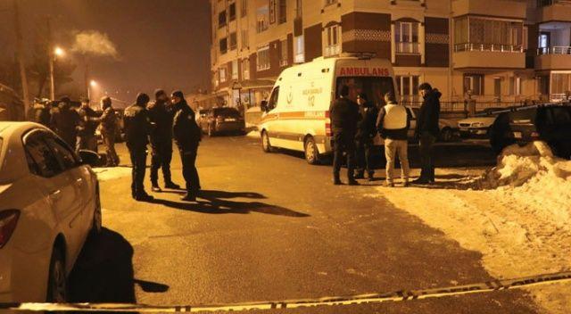 Çatıya çıkan cezaevi firarisi, polisi harekete geçirdi