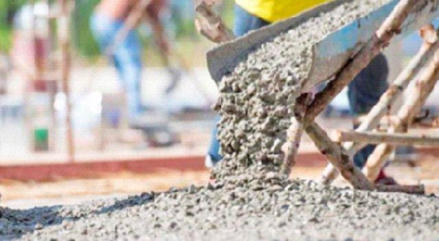 Çimento ihracatı  ocak ayında yüzde 49,3 arttı