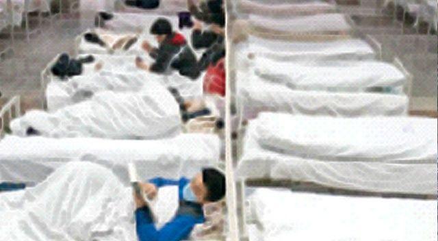 Çin'de iyileşenler yeniden hastalandı