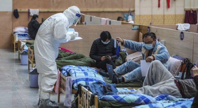 Çin'de koronavirüs salgınında ölenlerin sayısı 2 bin 790'a ulaştı