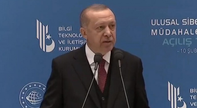 Cumhurbaşkanı Erdoğan: 2022'de uzaya göndermeyi planlıyoruz