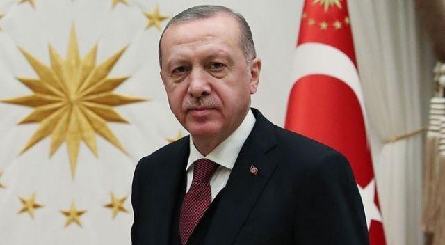 Cumhurbaşkanı Erdoğan'dan radyo camiasına tebrik
