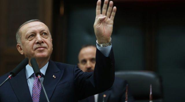 Cumhurbaşkanı Erdoğan'ı duygulandıran doğum günü sürprizi