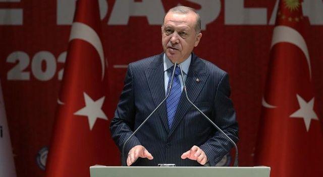 Cumhurbaşkanı Erdoğan: İdlib'de durum lehimize döndü