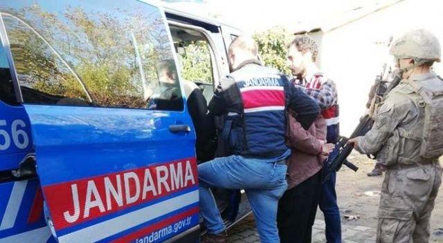 DEAŞ'ın sözde emir ve savaşçısı 3 kişi yakalandı