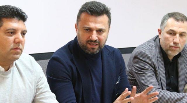 Denizlispor'da Bülent Uygun dönemi resmen başladı