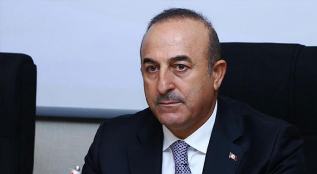 Dışişleri Bakanı Mevlüt Çavuşoğlu, Maas ile görüştü