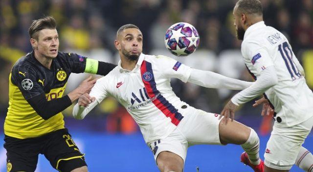 Dortmund 19 yaşındaki golcüsüyle avantajı kaptı