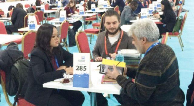 Dünyanın yayımcısı İstanbul'da  buluşacak