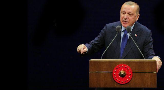 Erdoğan: Belalarını buldular ancak bu yetmez