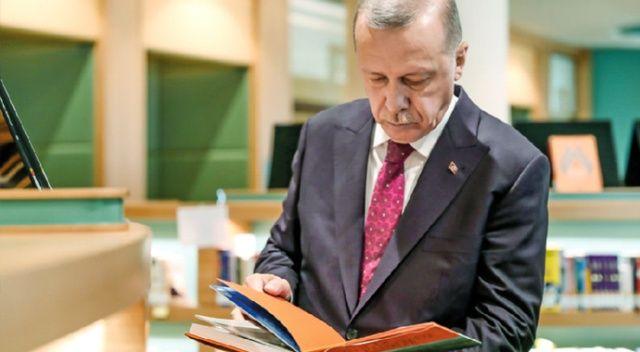 Erdoğan'dan CHP ve Kılıçdaroğlu'na tepki: Bu FETÖ ile iş birliğidir