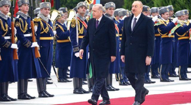 Erdoğan: Karabağ bizim de  meselemizdir