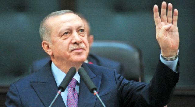 Erdoğan: Siyasi ayak, HTS  ile ortaya çıkacak