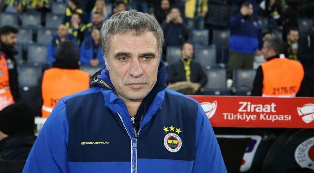 Ersun Yanal: Her yarışta iddialıyız
