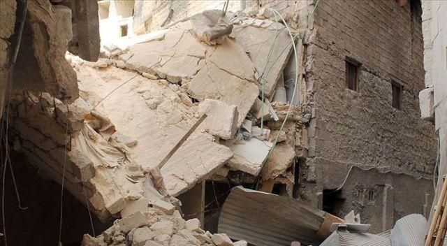 Esad rejimi İdlib'deki okullara misket bombasıyla saldırdı: 4 ölü
