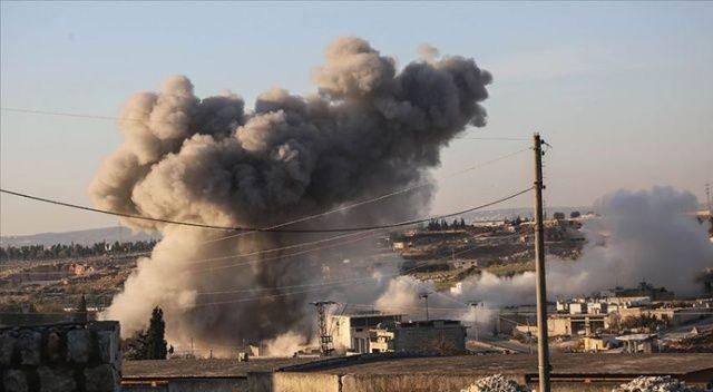Esad rejimi ve Rusya'dan İdlib'deki sivil yerleşimlere hava saldırısı: 13 ölü