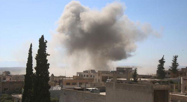 Esad rejimi ve Rusya İdlib'e saldırdı: 17 sivil öldü