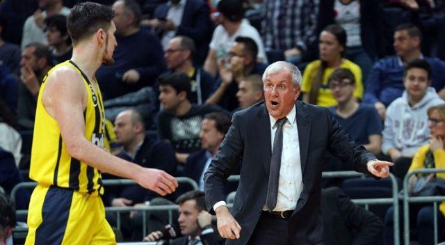 Fenerbahçe Beko, Valencia'ya konuk oluyor