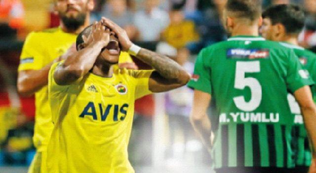 Fenerbahçe'de hesap değişti