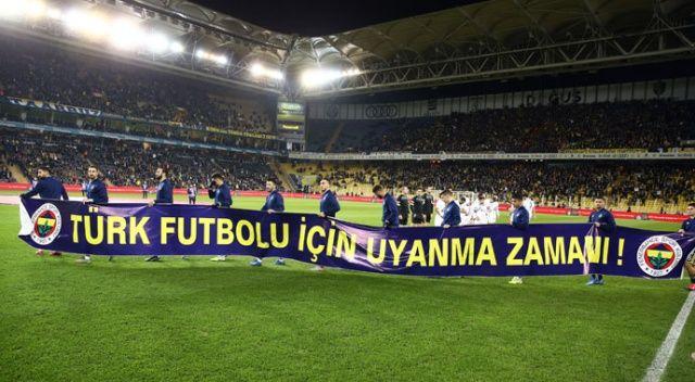 Kupada ilk yarı finalist Fenerbahçe!