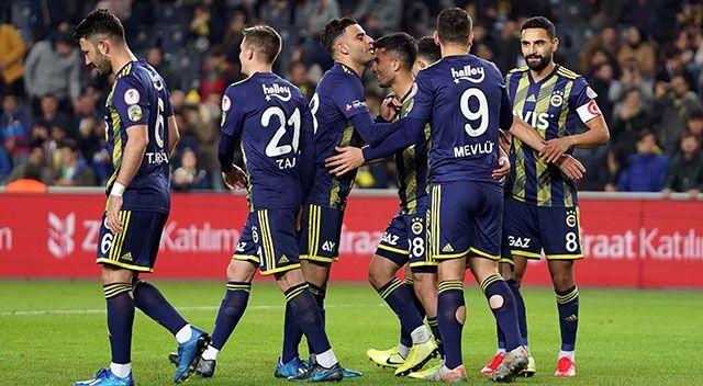 Fenerbahçe'nin yüzü kupada güldü