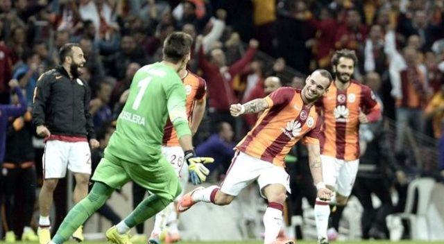 Fenerbahçe'ye bir gönderme de Sneijder'den! Binlerce beğeni aldı