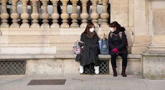 Fransa'da koronavirüsten ilk Fransız öldü